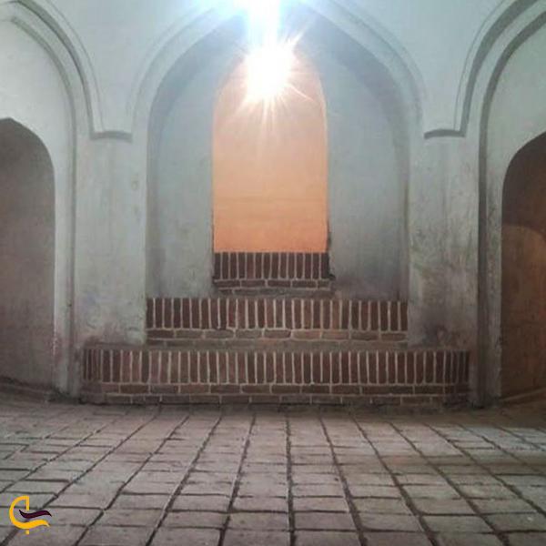تصویری از حمام تاریخی دیلمان