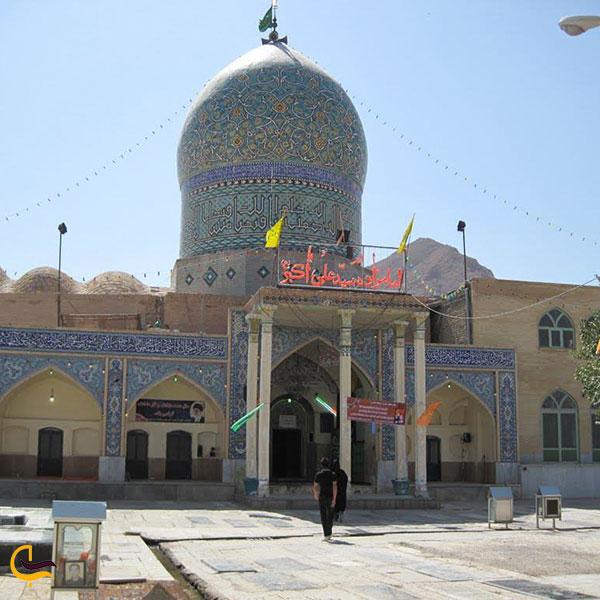 عکس امامزاده اکبر علی