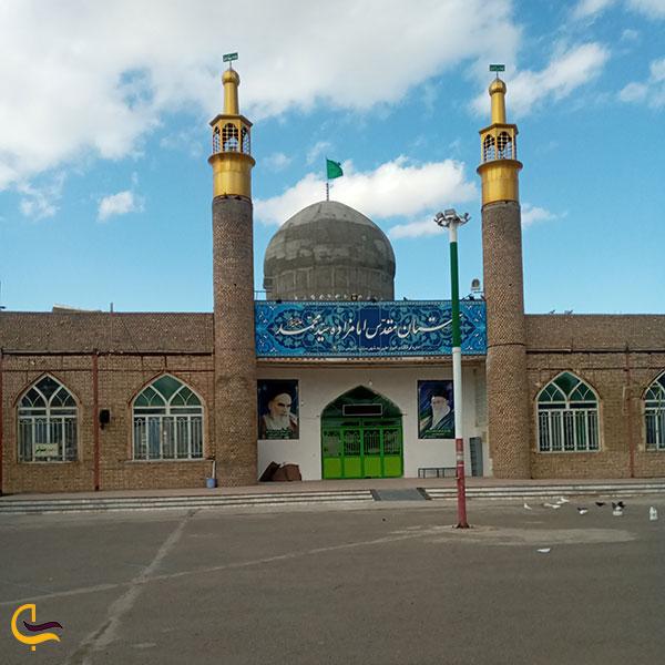عکس امامزاده سید محمد
