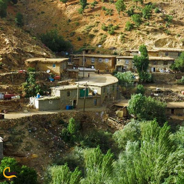 عکس روستای هند آباد