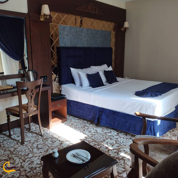 عکس فضای داخلی هتل کیانا توس