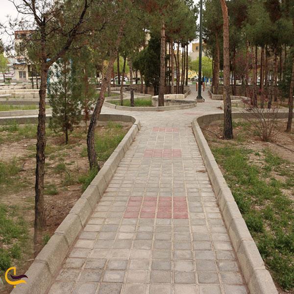 عکس پارک ارغوان کرمانشاه