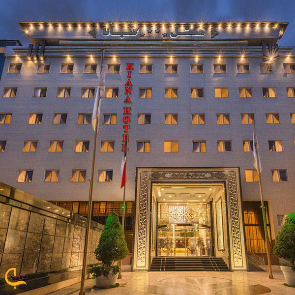 عکس هتل کیانا توس