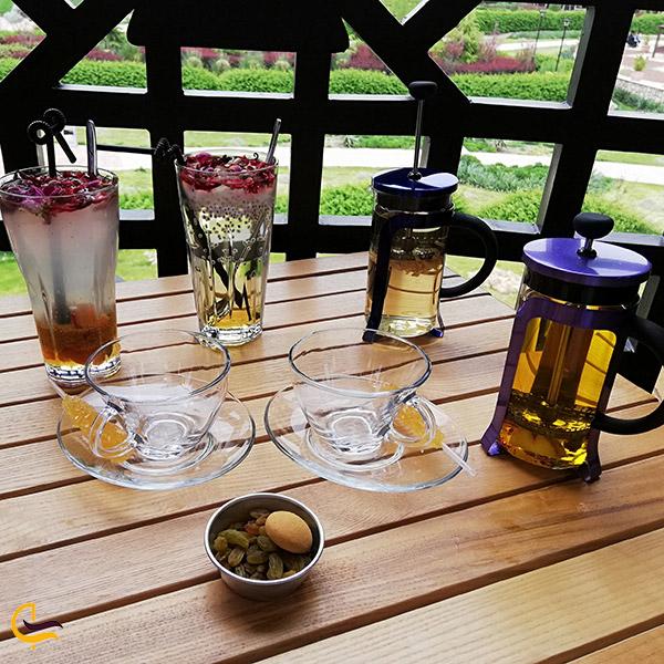 تصویری از نوشیدنی شربتسرا بوستان مینیاتوری مشهد