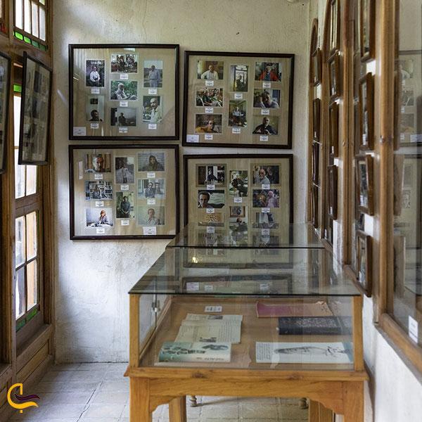 عکس هنرهای تجسمی موزه مشکین فام