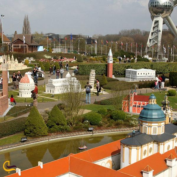 عکس پارکهای مینیاتوری بلژیک