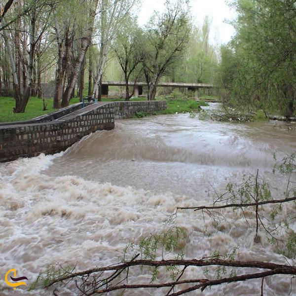 عکس رودخانه خانقاه