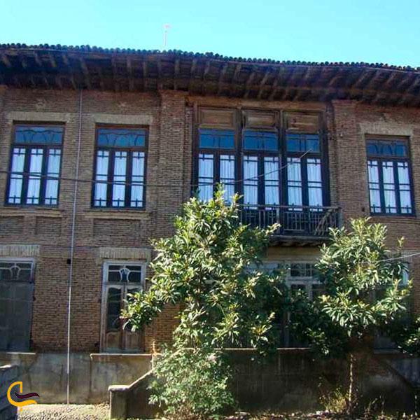 عکس خانه گوهرتاج خانم