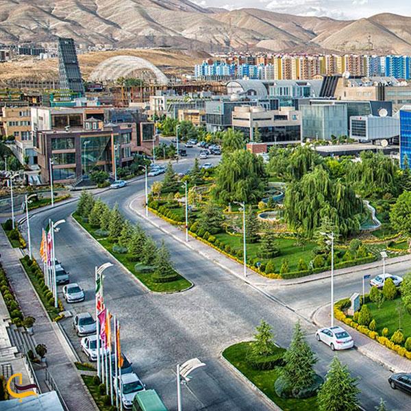 عکس شهر جدید پردیس