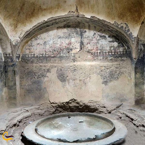 عکس حمام قدیمی جلفا
