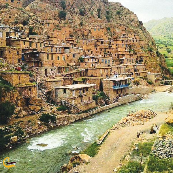 عکس رودخانه پالنگان