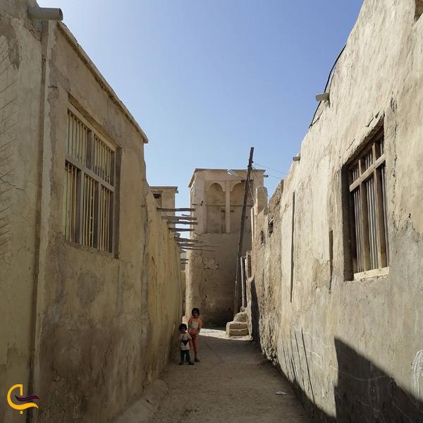 تصویری از خانه های روستایی لافت