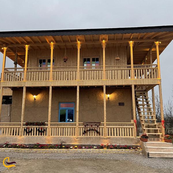 تصویری از اقامتگاه رضوانشهر