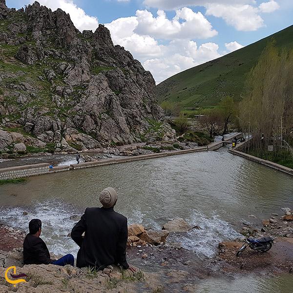 عکس سراب کبوترخانه