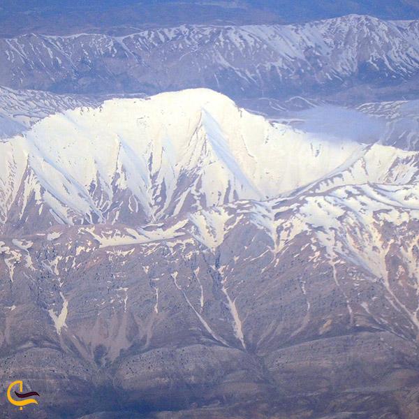 تصویری از کوه رنج