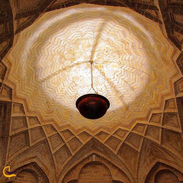 عکس سقف خانه فروغ الملک