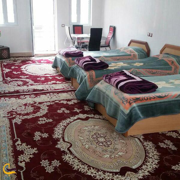 عکس اتاق های اقامتگاه بوم گردی روستای نصرت آباد