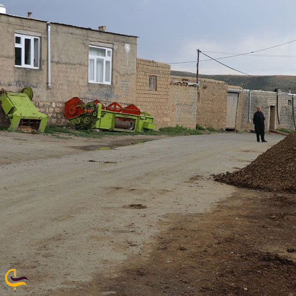 عکس روستای شرفکند