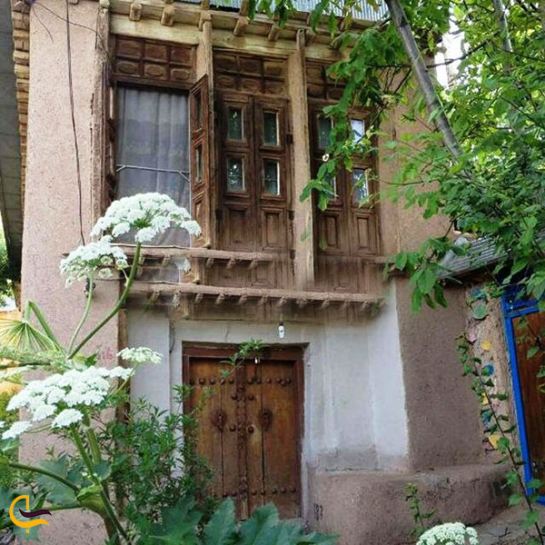 عکس خانه سنتی طالقان