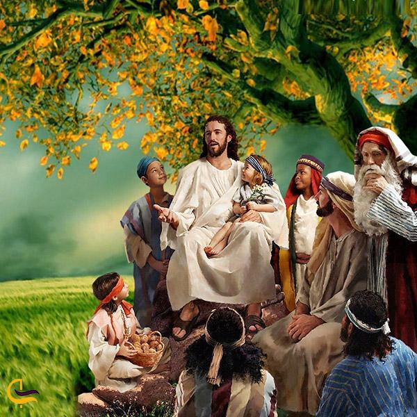عکس داستان مسیح(ع)