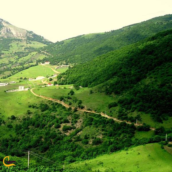 عکس طبیعت بکر آذربایجان