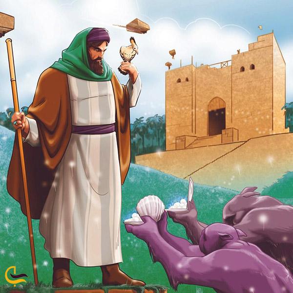 عکس داستان حضرت سلیمان