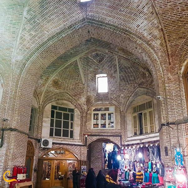 تصویری از تیمچه شیخ کاظم