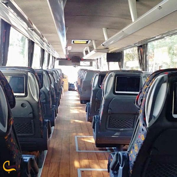 عکس اتوبوس وی آی پی