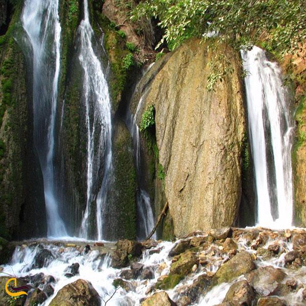 عکس آبشار وارگ الیگودرز