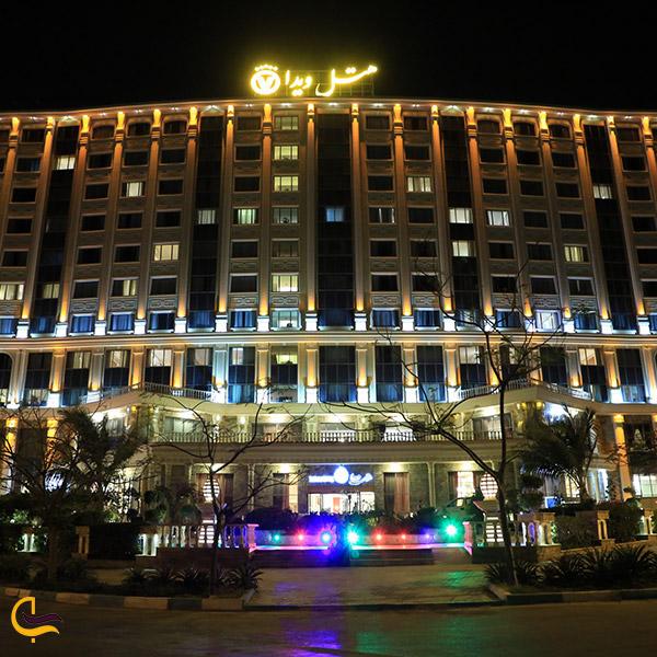 عکس هتل ویدا