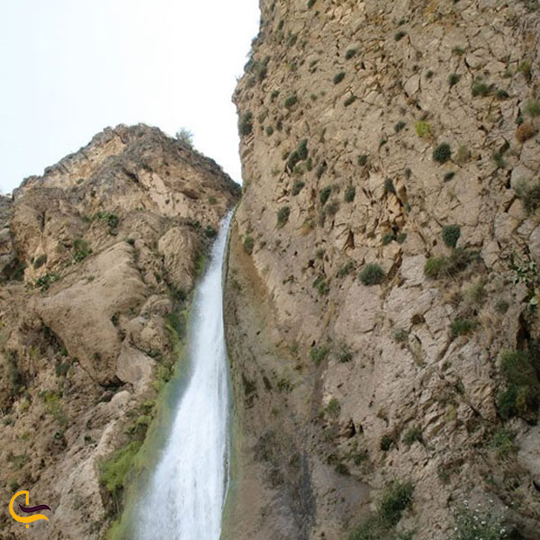 تصویری از آبشار تنگ ابولی