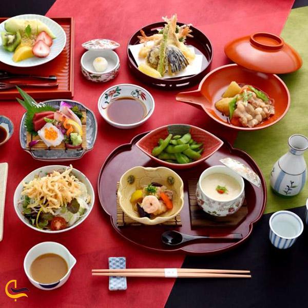 عکس غذای رستوران یامازاتو