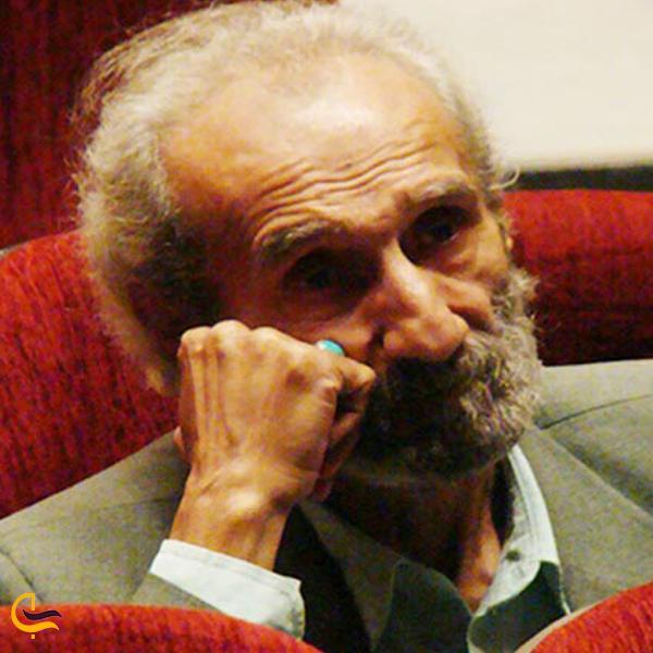 تصویری از احمد گرگین مشاهیر رودسر