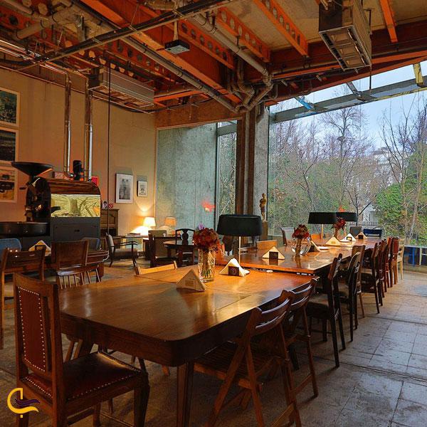 تصویری از کافه رستوران سام