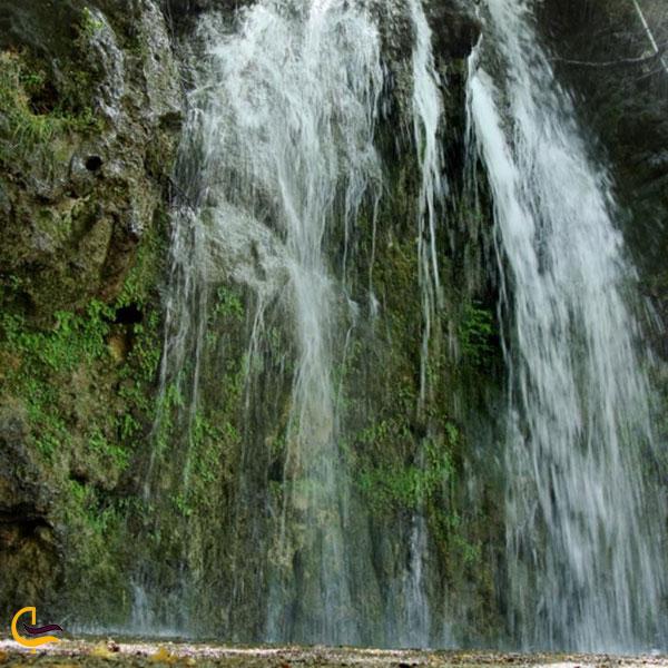 تصویری از آبشار وزن بی