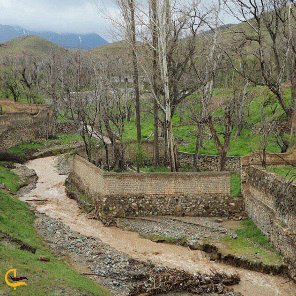 عکس روستای ابرجس