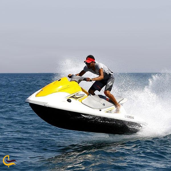 عکس تفریحات ابی ساحل جزایر ناز