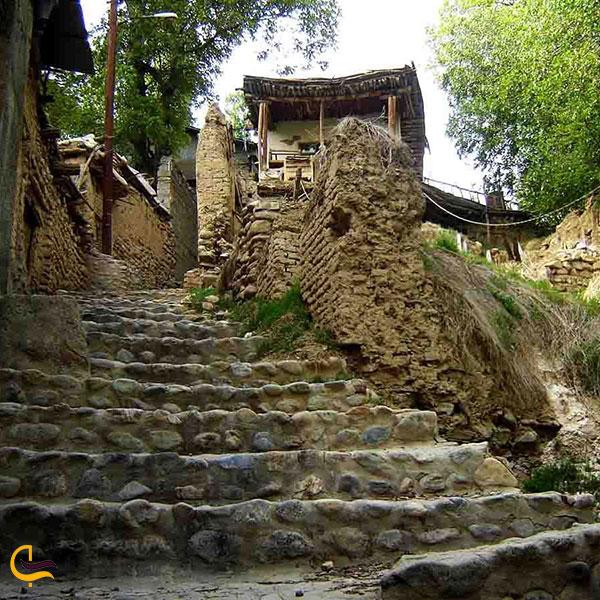 عکس روستای آغشت کرج