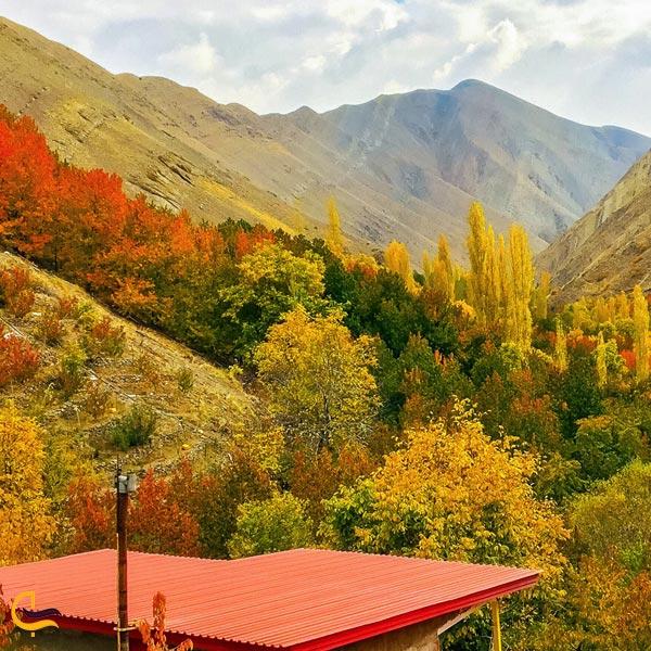 تصویری از روستای آهار