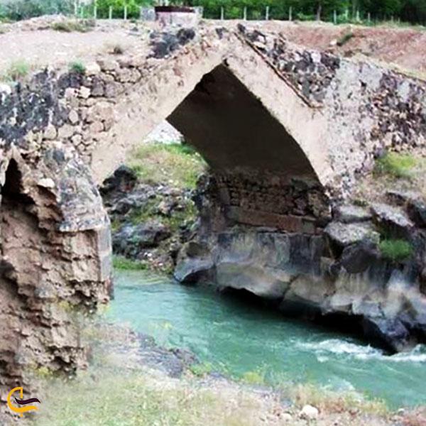 عکس نمای دیگر پل قره کورپو