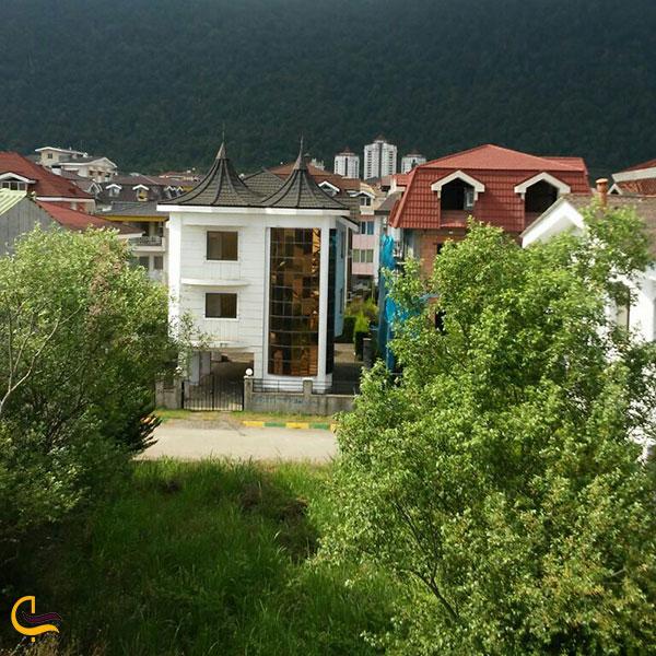 عکس هتل آپارتمانهای 318