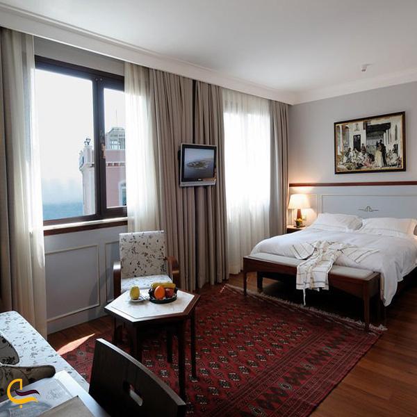 تصویری از اتاق آرمادا استانبول اولد سیتی