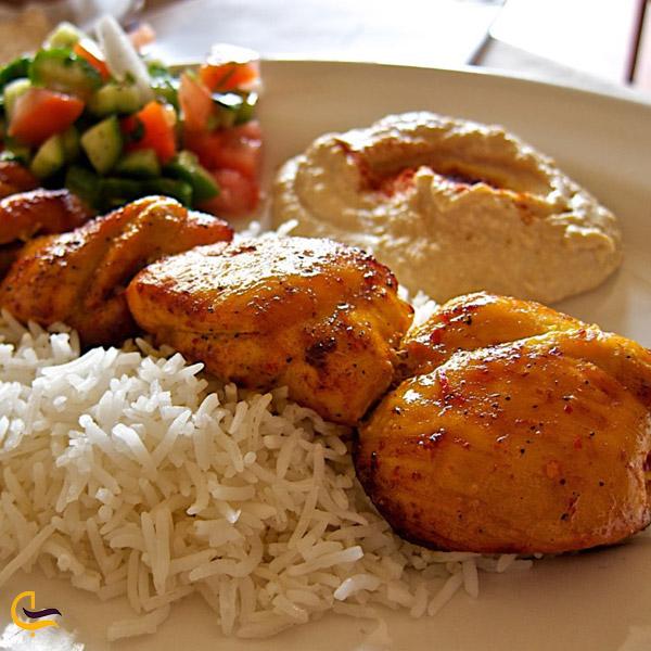 تصویری از غذایرستوران ایروان
