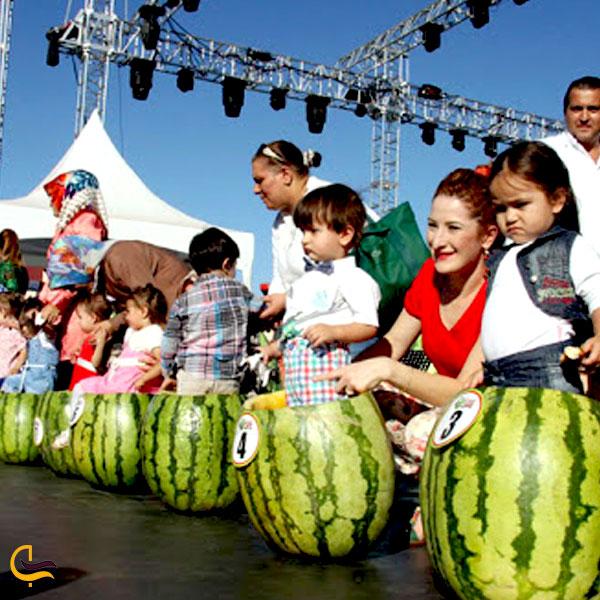 تصویری از فستیوال هندوانه