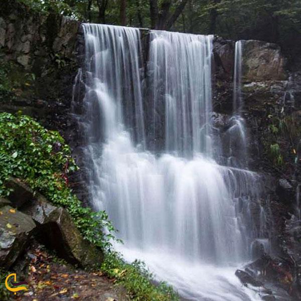 عکس آبشار بابا ولی