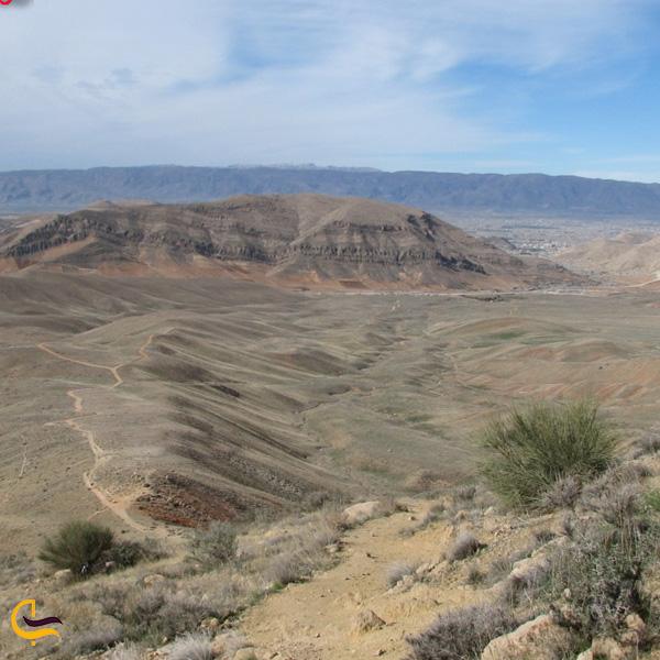 نمایی از پارک ملی بمو