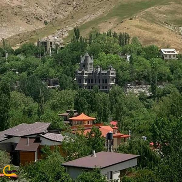 تصویری از روستای برغان