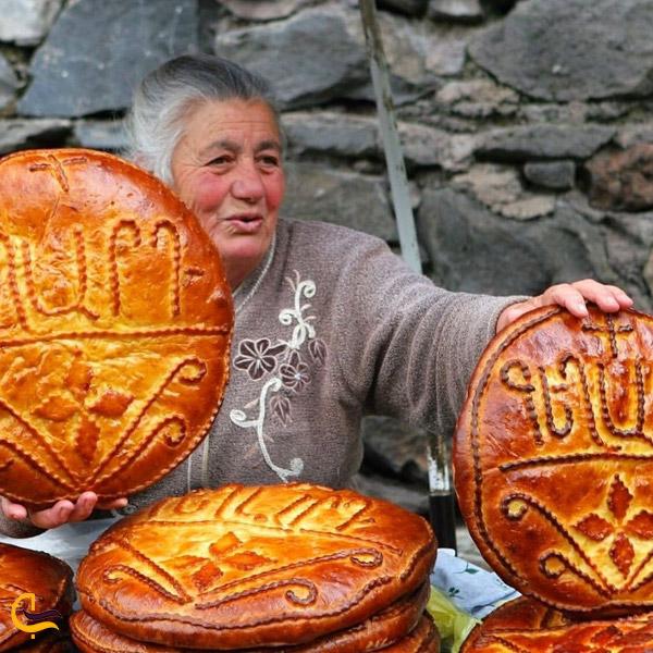 تصویری از فستیوال نان در کوهستان