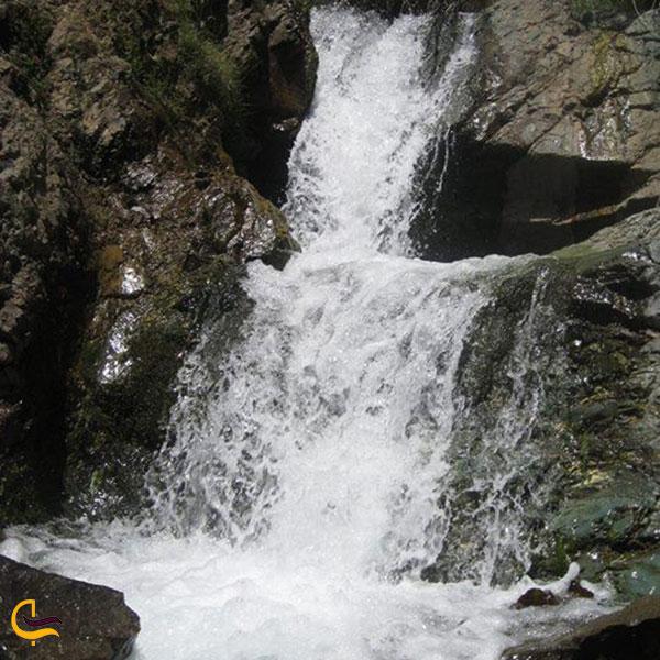 عکس آبشارهای زنجیرهای جوزه رود