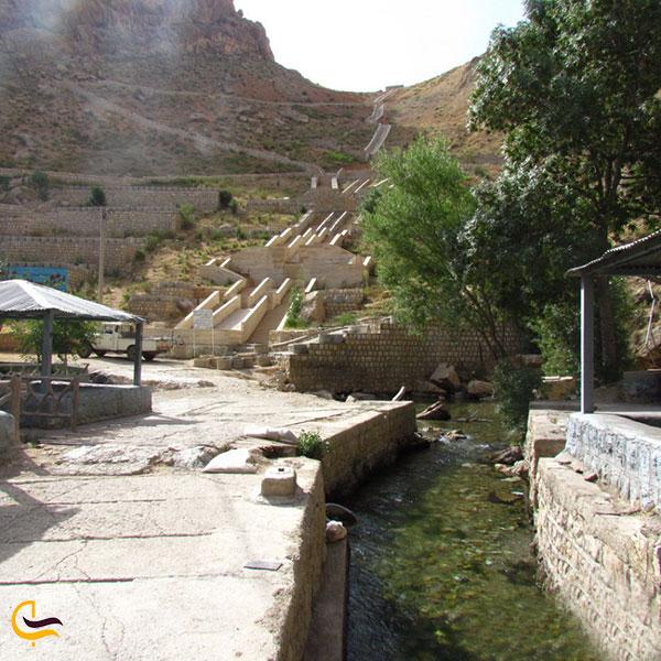 عکس روستای چشمه ده کولیان